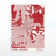 Girl Band US Tour Poster