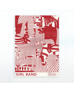 Girl Band US Tour Poster